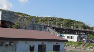 JR上野幌駅