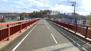 上野幌サイクリング橋
