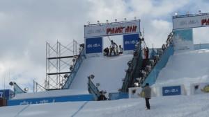白い恋人 PARK AIR ジャンプ台