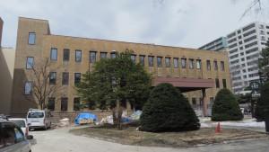 事務局本館(旧北海道帝国大学予科教室)