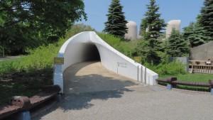 ありのすトンネル