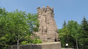 あり塚の塔