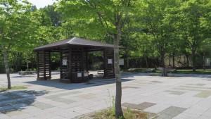 公園渓流口広場
