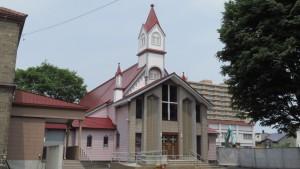 カトリック北一条教会 聖堂