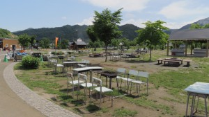 五天山公園 炊事場