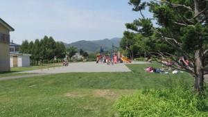 十五島公園 遊具広場