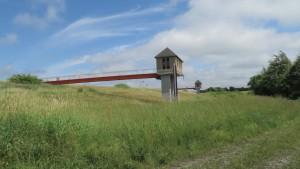 2つの樋門