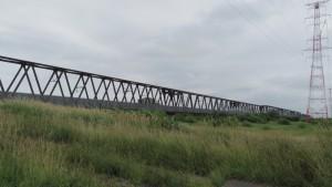 JR石狩川鉄橋
