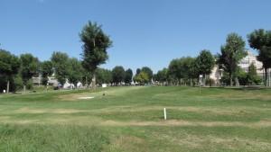 鉄興公園のパークゴルフ場