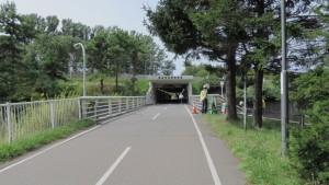札幌恵庭自転車道