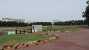 厚別公園補助競技場