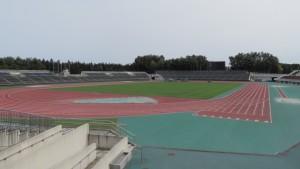 厚別公園陸上競技場