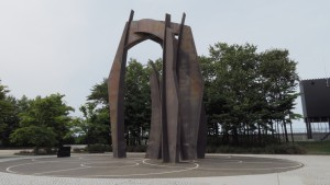 モニュメント「捷/国松明日香」