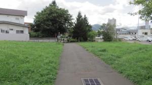 水車川跡自転車道