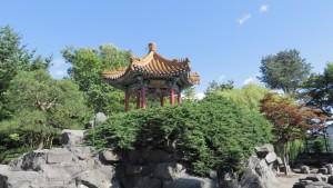 繍誼亭(中国庭園)