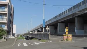 札幌IC高架橋