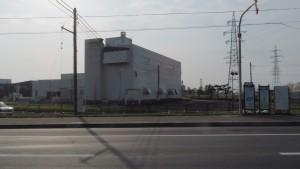 茨戸東部中継ポンプ場