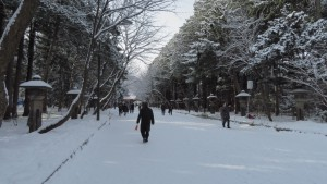 北海道神宮表参道