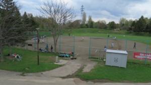 西陵公園野球場