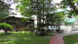 旧永山邸及び旧三菱鉱業寮