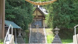 藻岩神社社殿