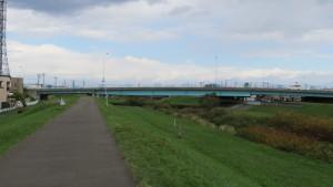 厚別通の新北郷橋