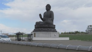 大昌寺の薬師大仏