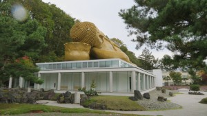 佛願寺の涅槃大仏