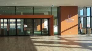 札幌市民交流プラザ4階の札幌文化芸術劇場