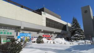 JR桑園駅