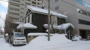 札幌景観資産「永井邸」