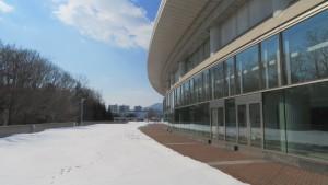 北海きたえーる(道立総合体育センター)