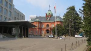 道庁赤れんが庁舎