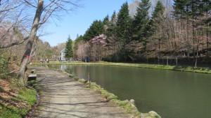 池(釣り堀)