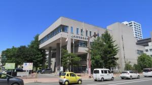 西区役所庁舎