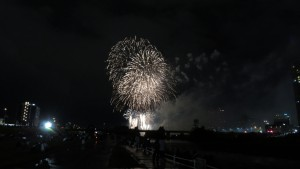 豊平川花火大会