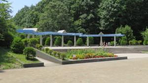 野外ステージ(青葉中央公園)
