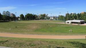 多目的広場、パークライフセンター、坂下野球場