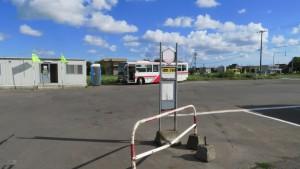豊畑バス停