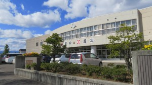 真栄中学校