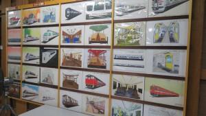 鉄道車両のイメージデザイン
