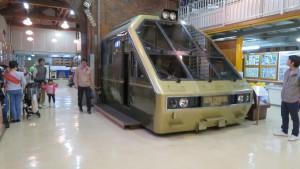 リゾート列車「アルファコンチネンタルエクスプレス」