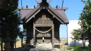十軒神社(十軒神明宮)の社殿