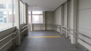 空中歩廊入口