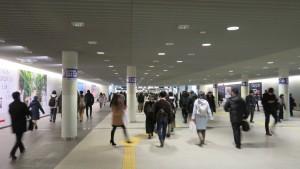 札幌駅前通公共地下歩道「チ・カ・ホ」