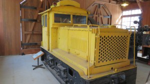 森林鉄道ディーゼル気動車5トン機