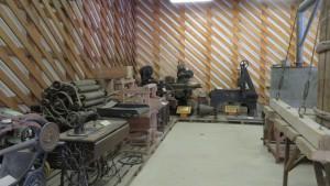 産業機械・装置の展示