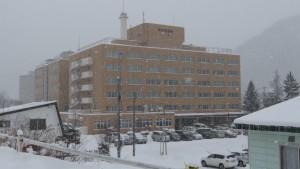 定山渓病院