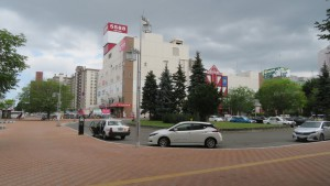 琴似駅前広場
