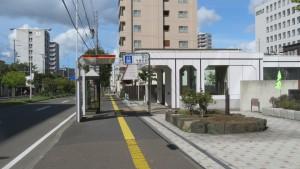 地下鉄学園前駅